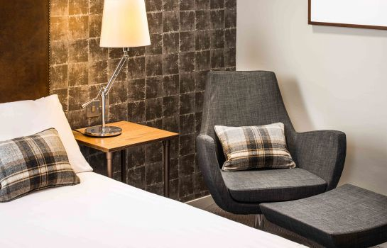 Single room (standard) Go Glasgow Urban Hotel by Compass Hospitality