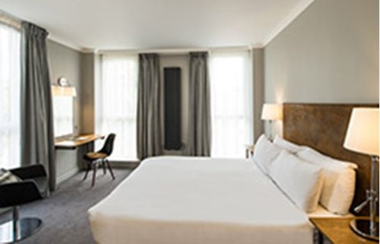 Room Go Glasgow Urban Hotel by Compass Hospitality