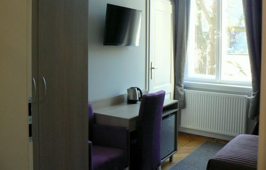 Chambre double (standard) City Center Rooms