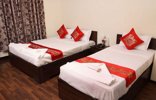 Single room (superior) Dream Nepal Hotel and Apartment