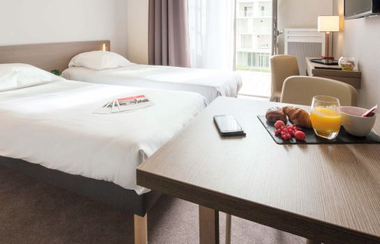 Doppelzimmer Standard APPART'CITY CONFORT REIMS CENTRE