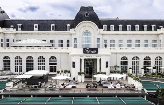 Buitenaanzicht Cures Marines Trouville Hôtel Thalasso & Spa-MGallery by Sofitel
