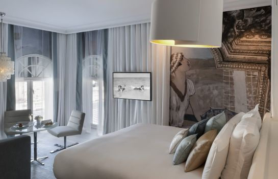 Suite Junior Cures Marines Trouville Hôtel Thalasso & Spa - MGallery