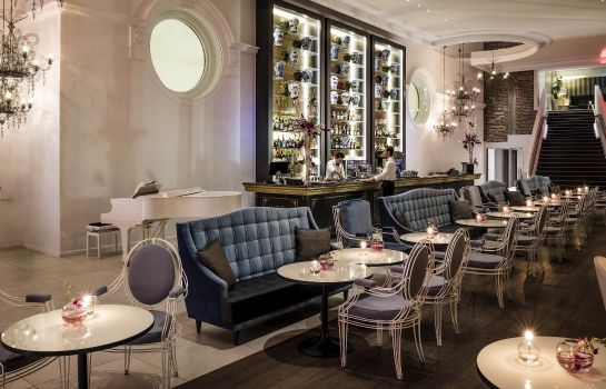 Restaurant Cures Marines Trouville Hôtel Thalasso & Spa-MGallery by Sofitel