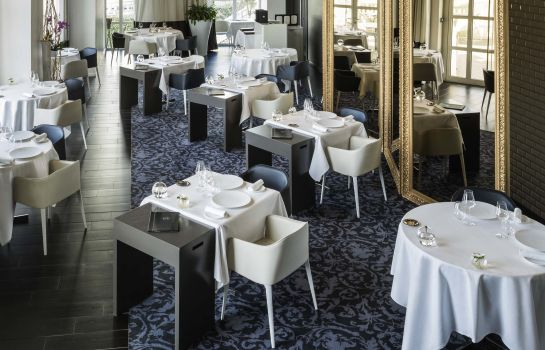 Ristorante Cures Marines Trouville Hôtel Thalasso & Spa-MGallery by Sofitel