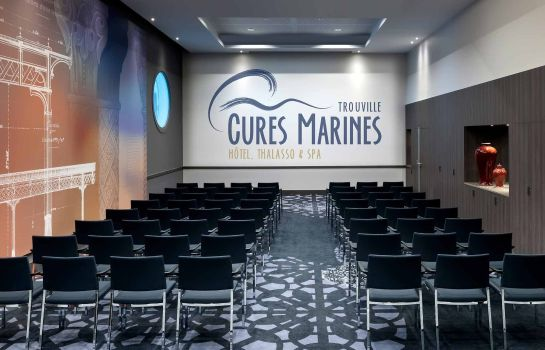 Congresruimte Cures Marines Trouville Hôtel Thalasso & Spa-MGallery by Sofitel