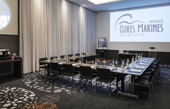 Sala congressi Cures Marines Trouville Hôtel Thalasso & Spa-MGallery by Sofitel