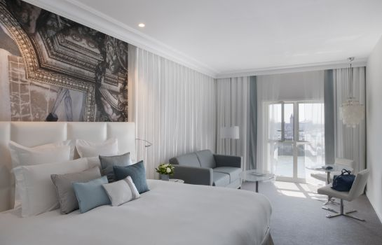 Tweepersoonskamer (standaard) Cures Marines Trouville Hôtel Thalasso & Spa-MGallery by Sofitel