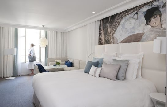 Tweepersoonskamer (comfort) Cures Marines Trouville Hôtel Thalasso & Spa-MGallery by Sofitel