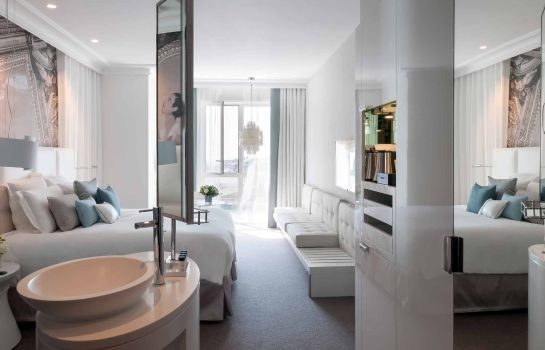 Kamers Cures Marines Trouville Hôtel Thalasso & Spa-MGallery by Sofitel