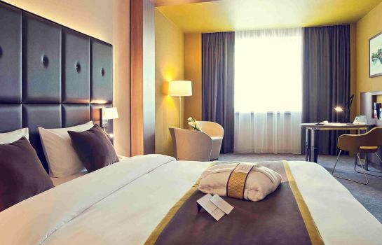 Zimmer Mercure Tyumen Center