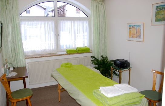 Massageraum Pension Bayerwald