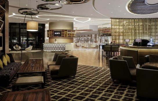 Hotel-Bar Pullman New Delhi Aerocity