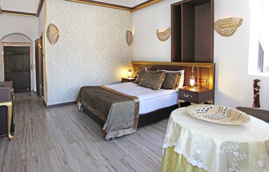 Chambre individuelle (confort) Tashan Otel