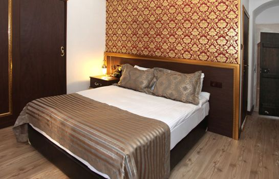 Chambre double (standard) Tashan Otel