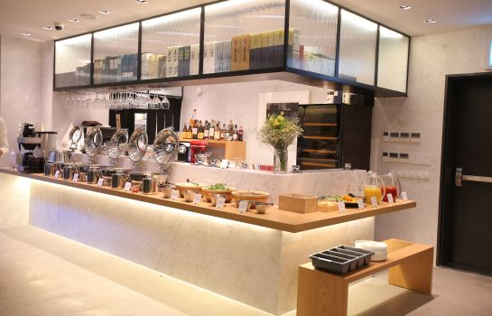 Breakfast buffet Stay B Hotel Myeonggdong