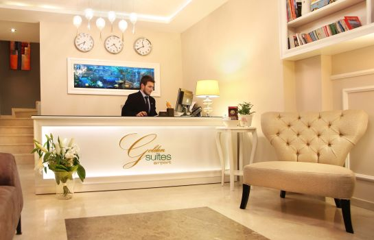 Reception G Suites Airport