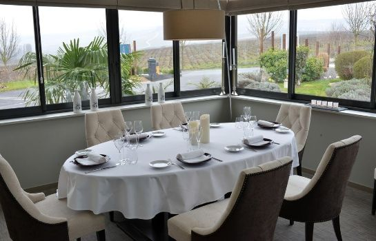Hol hotelowy Hotel Restaurant Les Grains d'Argent
