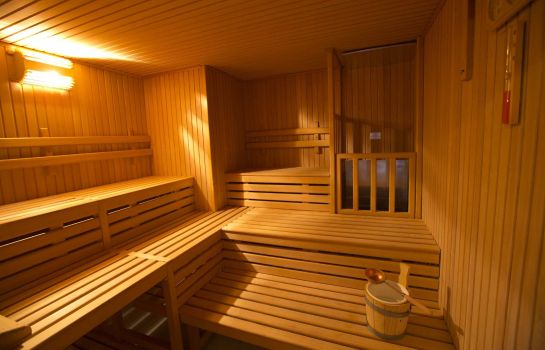 Sauna Antonello Colonna Resort & SPA