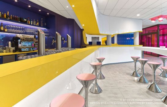 Bar hotelowy prizeotel Hannover-City Hannover