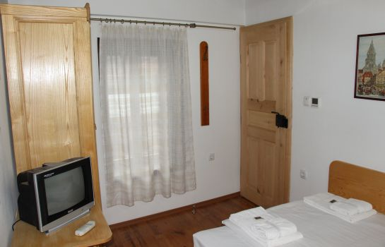 Chambre individuelle (standard) The Old Lovech