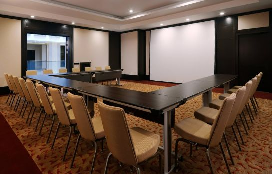 Conference room Moscow Marriott Hotel Novy Arbat