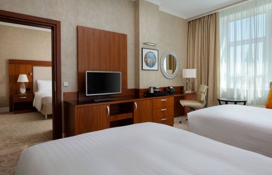 Room Moscow Marriott Hotel Novy Arbat