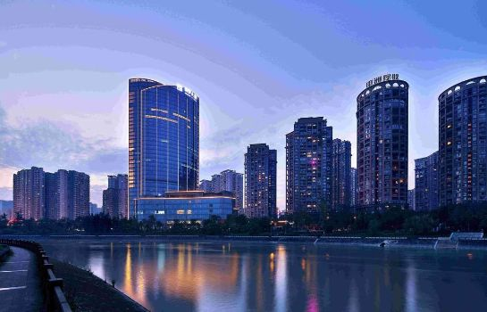 Vista esterna Minyoun Chengdu Kehua Hotel Member of Preferred Hotels & Resorts