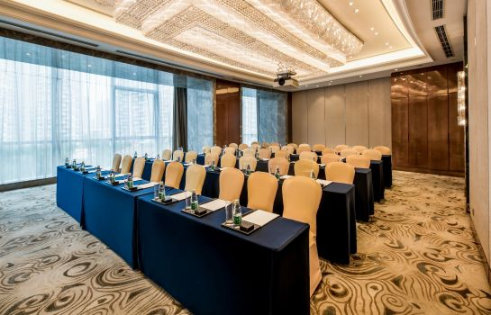 salle de réunion Minyoun Chengdu Kehua Hotel Member of Preferred Hotels & Resorts
