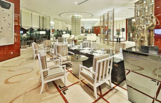 Hotel bar Minyoun Chengdu Kehua Hotel Member of Preferred Hotels & Resorts