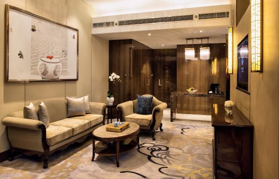 Suite Junior Minyoun Chengdu Kehua Hotel Member of Preferred Hotels & Resorts