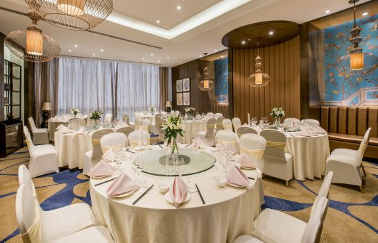 Restaurant Minyoun Chengdu Kehua Hotel Member of Preferred Hotels & Resorts