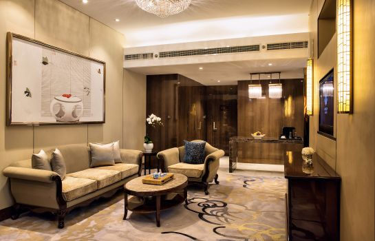 Suite Minyoun Chengdu Kehua Hotel Member of Preferred Hotels & Resorts