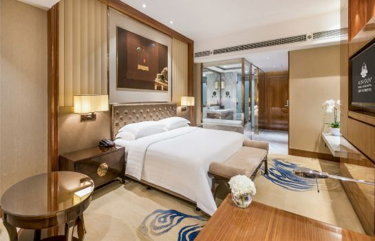 Chambre individuelle (standard) Minyoun Chengdu Kehua Hotel Member of Preferred Hotels & Resorts