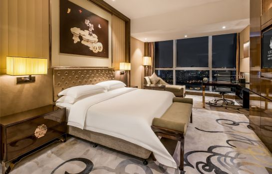 Chambre individuelle (confort) Minyoun Chengdu Kehua Hotel Member of Preferred Hotels & Resorts