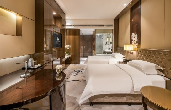 Chambre double (standard) Minyoun Chengdu Kehua Hotel Member of Preferred Hotels & Resorts