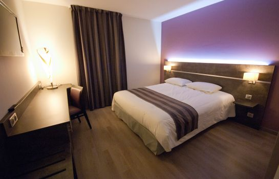 Double room (standard) Brit Hotel Confort Saint-Dizier
