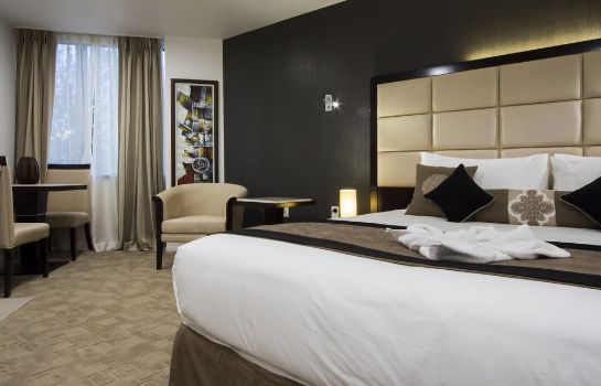 Single room (superior) VR Queen Street - Hotel & Suites