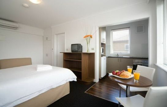 Double room (standard) Easystay Studio Apartments