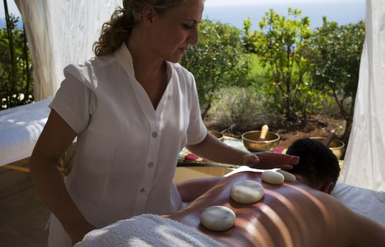 Massageraum Le Capase Resort Salento