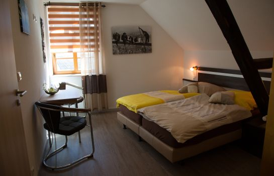 Chambre double (standard) Hotel Pension Dorfschänke