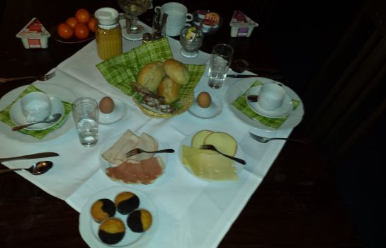 Breakfast buffet Hotel Pension Bad Langensalza Eichenhof