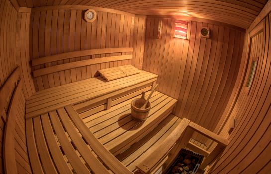 Sauna Mountain Living Aparthotel