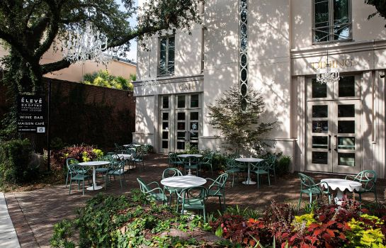 Restaurant Grand Bohemian Hotel Charleston Autograph Collection