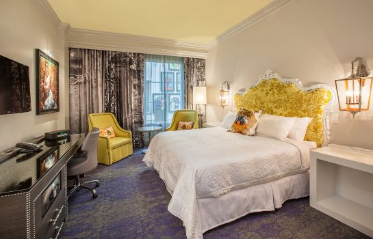 Zimmer Grand Bohemian Hotel Charleston Autograph Collection