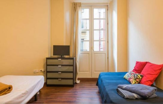 Standardzimmer Feel Hostels Soho Malaga Feel Hostels Soho Malaga