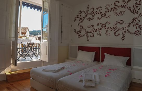 Chambre double (standard) Trovador Guest House