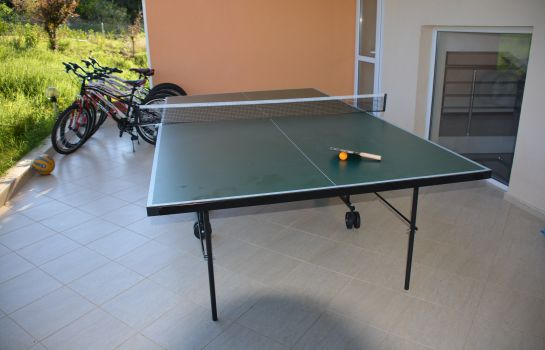 Sports facilities Villa Orange