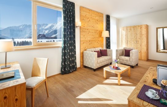 Junior Suite Narzissen Vital Resort