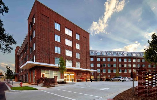 Vista exterior Residence Inn Durham McPherson/Duke University Medical Center Area